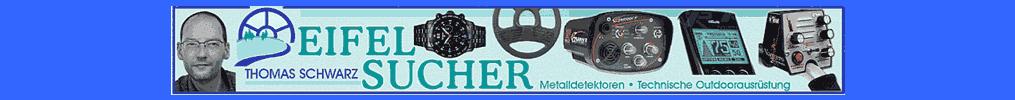Eifelsucher - Metalldetektoren