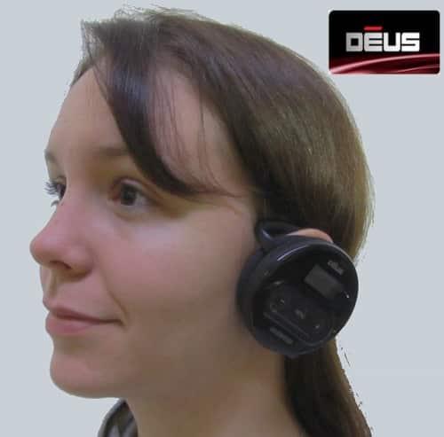 XP Deus Funkkopfh/örer WS4