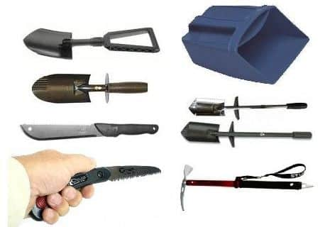 Grabungswerkzeug