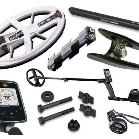 Metalldetektoren plus Zubehör und Ersatzteile