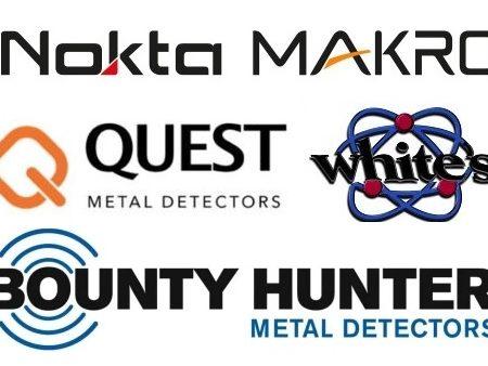 Einsteiger-Metalldetektoren und Sets